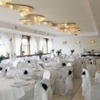 allestimento bianco e nero location per matrimoni ercolano i giardini di cesare ristorante per matrimoni ercolano portici torre del greco napoli