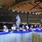 allestimento blu location per matrimoni ercolano i giardini di cesare ristorante per matrimoni ercolano portici torre del greco napoli
